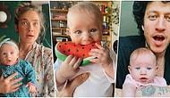 Müge Boz ve Caner Erdeniz, Kızları Vinå ile Kurdukları Tatlı mı Tatlı Aileleriyle Gözlerden Kalpler Çıkartıyor!