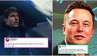 Tom Cruise ve Elon Musk Bir İlke İmza Atarak Uzayda Çekecekleri Filmin Hazırlıklarına Başladılar!