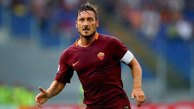 9. Francesco Totti