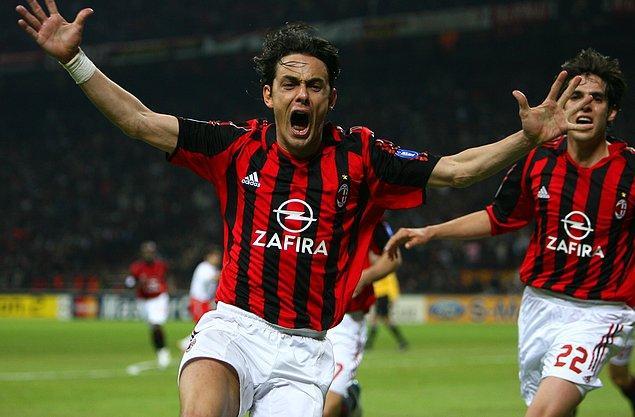 6. Filippo Inzaghi
