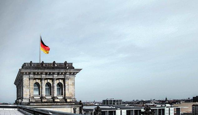 Almanya'da can kaybı 7 bine yaklaştı