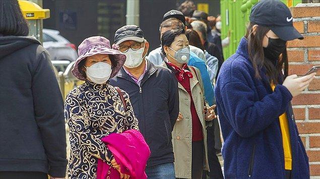 Güney Kore'de son 3 günde yurt içi kaynaklı yeni Kovid-19 vakası görülmedi