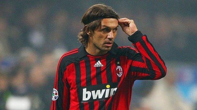 10. Paolo Maldini