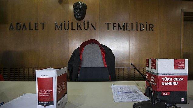 9 Nisan'da tutuklanan Görgünoğlu hakkında İstanbul Cumhuriyet Başsavcılığı dava açmıştı.