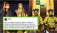 Melikşah Altuntaş ve Bartu Küçükçağlayan'ın Karantina Talk Show'u Mücbir Sebepler Sosyal Medyanın Gündeminde