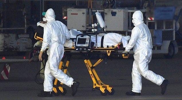 Virüs bulaşan kişi sayısı 3 milyon 917 bini aştı