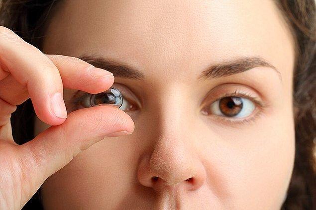 13. Eğer bu yöntemlerin hiçbiri işe yaramazsa ve lensleriniz varsa, onları kullanmanız daha net bir sonuç verecektir.