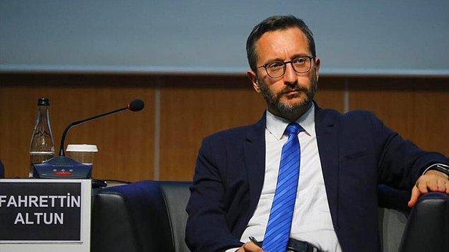 """""""Fahrettin Altun'un kişilik haklarının ihlal edildi"""""""