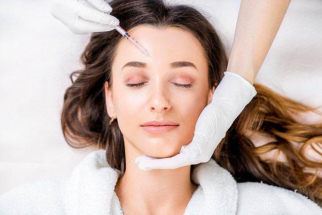 5. Dolgu ve botoks gibi basit medikal estetik operasyonlardan sonra da bu kural geçerli.