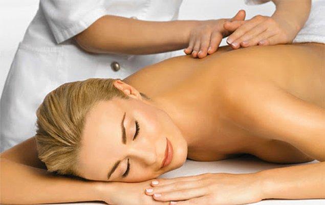 10. Masajdan önce de sonra da duş almak masajın etkisini azaltacaktır.