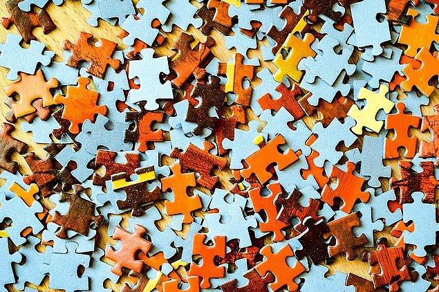Puzzle yapmaya ne dersin?