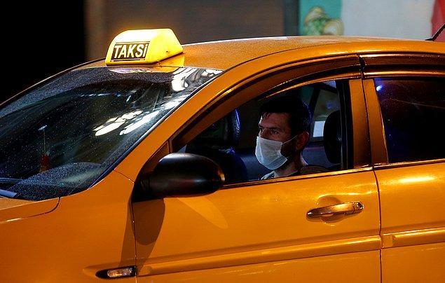 İçişleri Bakanlığından ticari taksiler için genelge