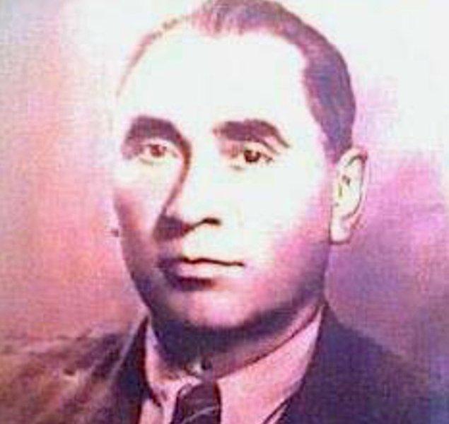 Zihni Derin 1880 Muğla doğumlu.