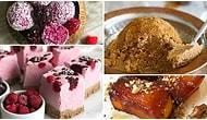 Rafine Şeker Tüketmek İstemeyenlerin Tatlı İhtiyacını Giderecek 15 Tarif