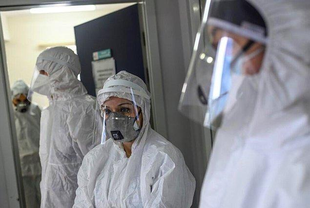 Dünya genelinde virüs tespit edilen kişi sayısı 4 milyon 101 bin 983'e yükseldi
