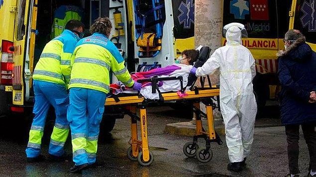 İspanya'da mart ayından beri en günlük en düşük can kaybı gerçekleşti