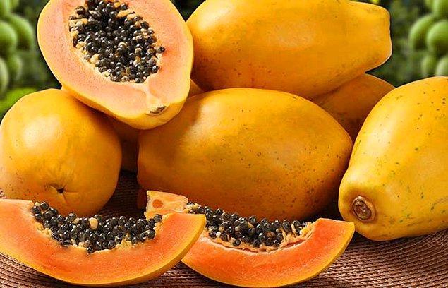 16. Papaya