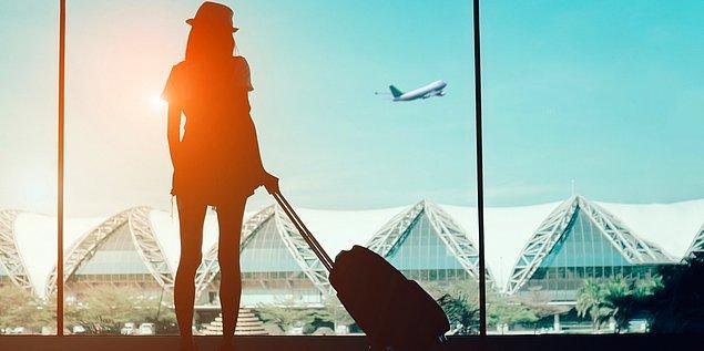 Sen seyahat etmeyi özlemişsin!