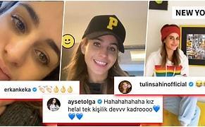 Aaa Aynı Biz! Büşra Pekin, Karantina Sürecinde Yaptığı Instagram Paylaşımlarıyla Herkesi Güldürüyor!