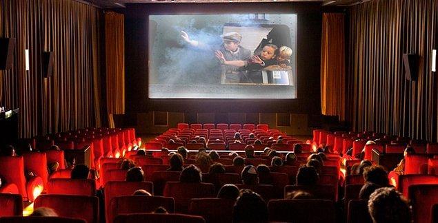 Sinemaya git!
