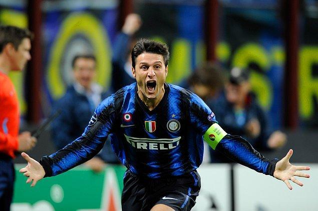 12. Javier Zanetti
