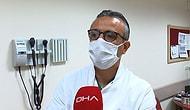 Bilim Kurulu Üyesi Tezer: 'Günde Elime 40 Kez Dezenfektan Sıkıyorum'