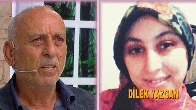 Bir haftadır haber alınamayan Dilek Yazgan'ın sevgilisiyle kaçtığı öğrenildi.