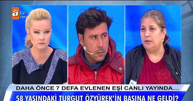 Turgut Özyürek'e ne oldu?