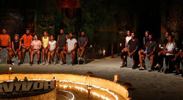 Survivor'a eleme gecesinde herkesi üzen bir yarışmacının veda ettiğini fragmanda görmüştük.