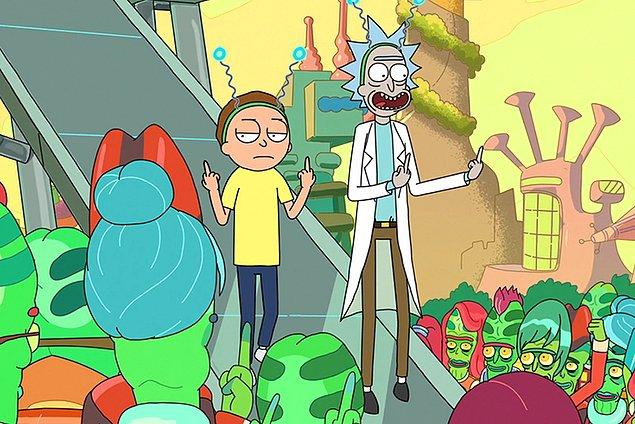 1. Rick and Morty (2013 - ...)