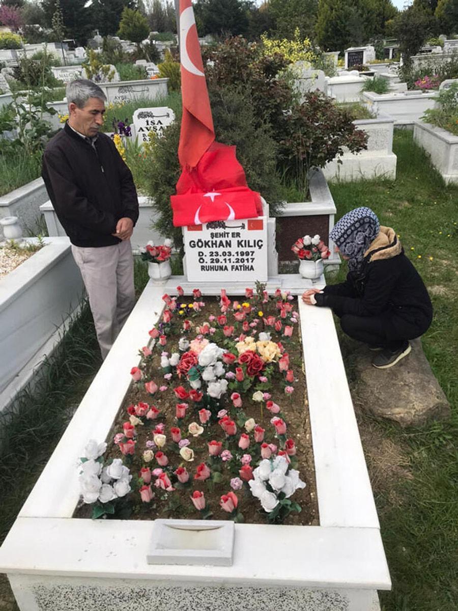 Komutanı Tarafından Başına Miğferle Vurularak Öldürülmüştü: 3 Yıl Sonra  Gökhan Kılıç'a Şehitlik Unvanı Verildi - onedio.com