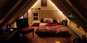 Vaktini Sürekli Odasında Geçirenlerin Nefesini Kesecek 13 Yatak Odası