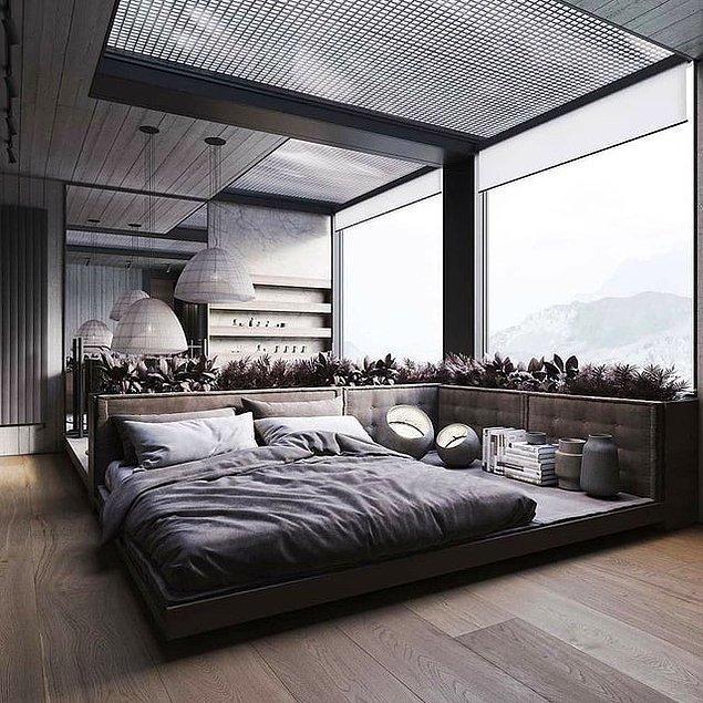 Hayallerimdeki yatak 😍