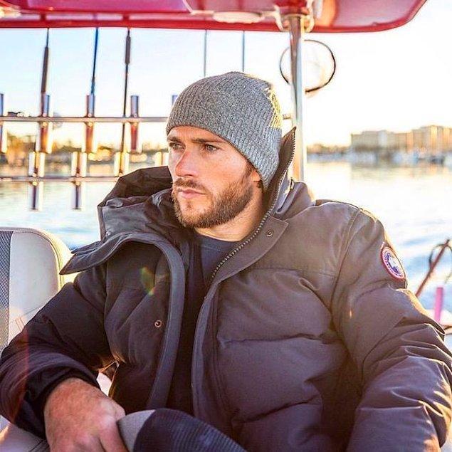 6. Clint Eastwood'un oğlu Scott Eastwood