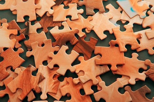 Uygun puzzle'ı seçin.