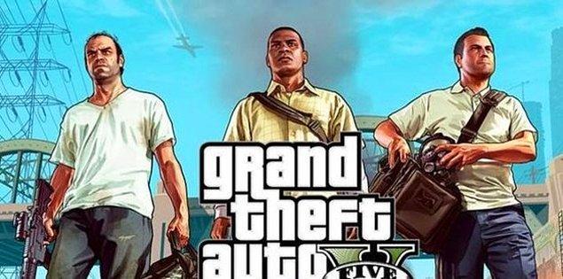 GTA serisi tüm dünyada en çok oynanan oyunların başında geliyor.