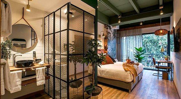 4. Butik oteller bu yıl tatile gidebilirsek en çok tercih edilenler arasında olacak gibi...