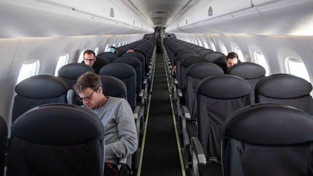 Her ne kadar uçaklarda da gerekli tedbirlerin alındığı söylense de, en güvenlisi kendi özel aracınızla seyahat etmek olacaktır.