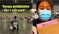 Korona Günlerinde Uluslararası Seyahat Eden Gazeteci Kadın Havalimanında Yaşadığı Süreci Tek Tek Anlattı