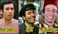 Üzerinden Ne Kadar Zaman Geçerse Geçsin Gülümseyerek Hatırlayacağımız Kemal Sunal'ın Canlandırdığı 20 Karakter