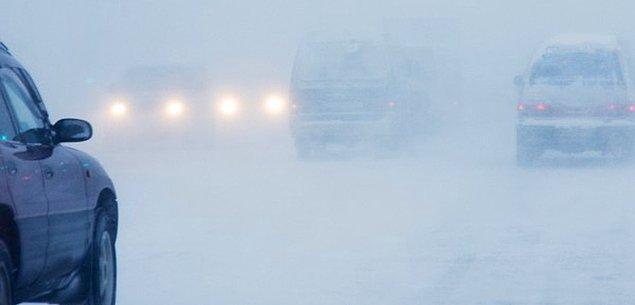6. Bir de bu sisli fotoğrafa baksan...