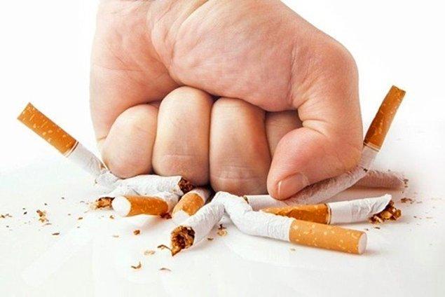 Zorlanmadan sigarayı bırakmak isteyenler için: 1414551