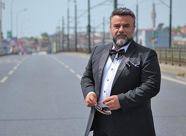 Onun bu yeni tarzını da dünyaca ünlü aktör George Clooney'e benzetmişler.