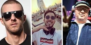 Disko Topları, Ses Sistemleri ve Dans Severleri Yerinden Oynatan Dünyaca Ünlü Türk DJ'ler!