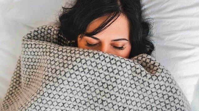 Uyku rutininin ayrılmaz bir parçasıdır.