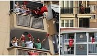 Yer Gök İnledi: Türkiye'nin Dört Bir Yanında Vatandaşlar 19.19'da İstiklal Marşı'nı Okudu