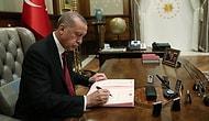 Erdoğan'ın İmzasıyla Resmi Gazete'de Yayımlandı: Yedi Bakanlık İçin Onlarca Atama Kararı