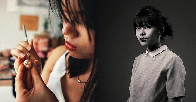 Sosyal medyada 'Qimmyshimmy' olarak bilinen Sanatçı Qixuan Lim, polimer kilden ürpertici derecede sevimli heykeller yapıyor.