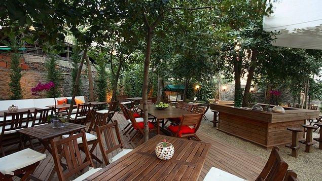 White Mill Cafe, Cihangir