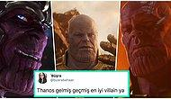 Yapılan Anketlere Göre Thanos,  Marvel Aleminin Gelmiş Geçmiş En Popüler Kötü Karakteri Seçildi